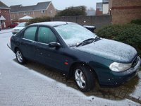 1996 Ford Mondeo Overview