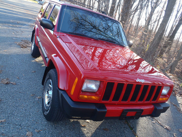 Picture of 2000 Jeep Cherokee