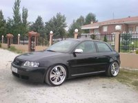 2001 Audi S3 Overview