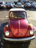 1978 Volkswagen Super Beetle Overview