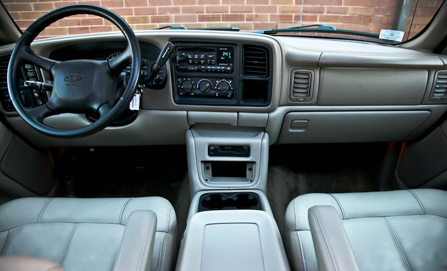 2002 Chevrolet Tahoe Interior Pictures Cargurus
