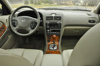 Picture of 2003 Infiniti I35 4 Dr STD Sedan, interior