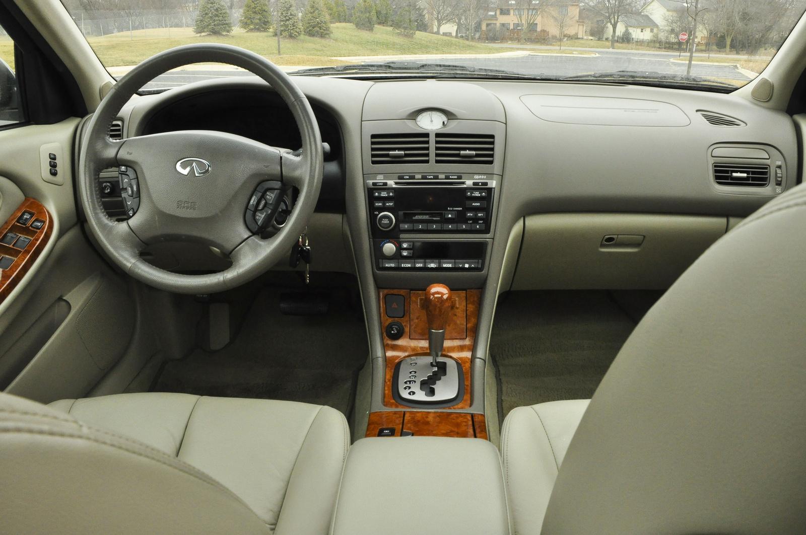 2003 Infiniti I35 Interior Pictures Cargurus