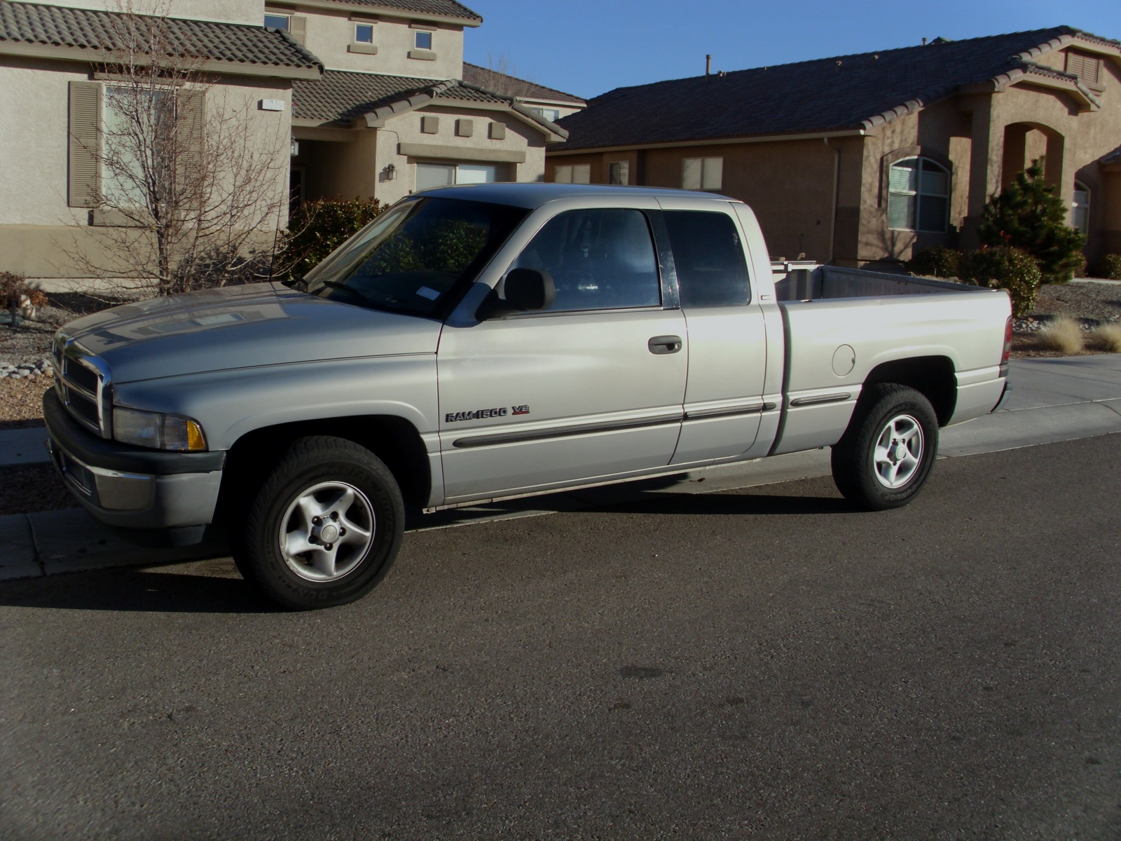 1999 dodge ram 1500 owners manual