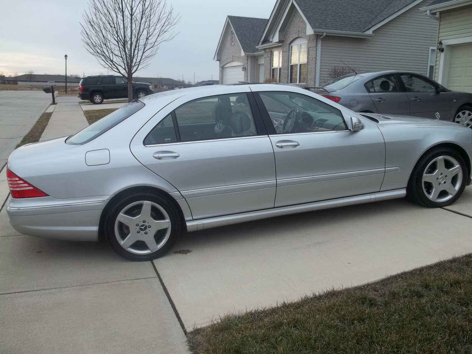 2003 mercedes benz s class pictures cargurus for 2003 mercedes benz suv