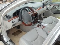 2003 Mercedes-Benz S-Class 4 Dr S430 4MATIC AWD Sedan picture, interior