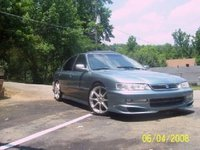 1995 Honda Accord EX, 1995 Honda Accord 4 Dr EX Sedan picture