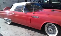 1956 Ford Thunderbird picture, exterior