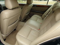 1998 Lexus ES 300 Base, Picture of 1998 Lexus ES 300 4 Dr STD Sedan, interior