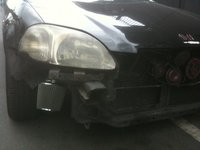 1996 Honda Civic EX, moved the ram air and turned it into a cold-air intake..., exterior
