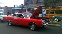 1968 Ford Torino, parked at the Belmont Shore car show sept 11, exterior