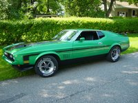 1971 Ford Mustang Mach 1 picture, exterior