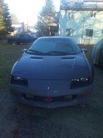 Picture of 1993 Chevrolet Camaro, exterior