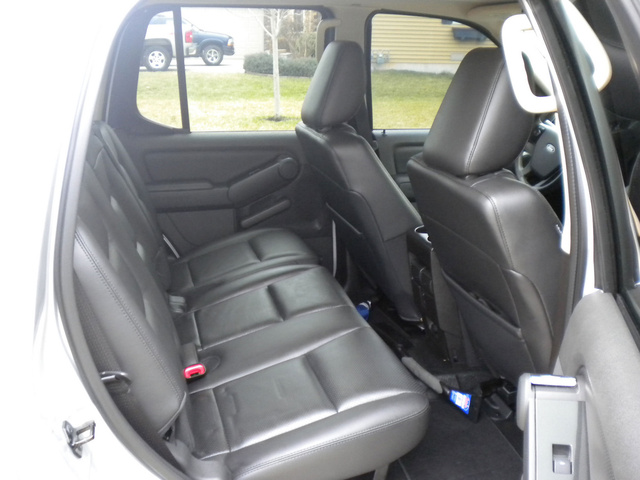 Picture of 2010 Ford Explorer Sport Trac Limited AWD, interior, gallery_worthy