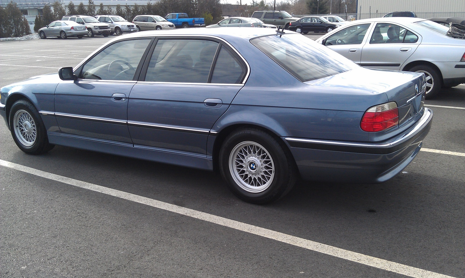 2001 BMW 7 Series - Pictures - CarGurus
