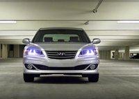 2012 Hyundai Azera, Front Seat. , exterior, manufacturer