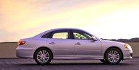 2012 Hyundai Azera, Side View. , exterior, manufacturer