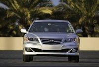 2012 Hyundai Azera, Front View. , exterior, manufacturer