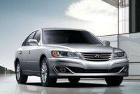 2012 Hyundai Azera Picture Gallery