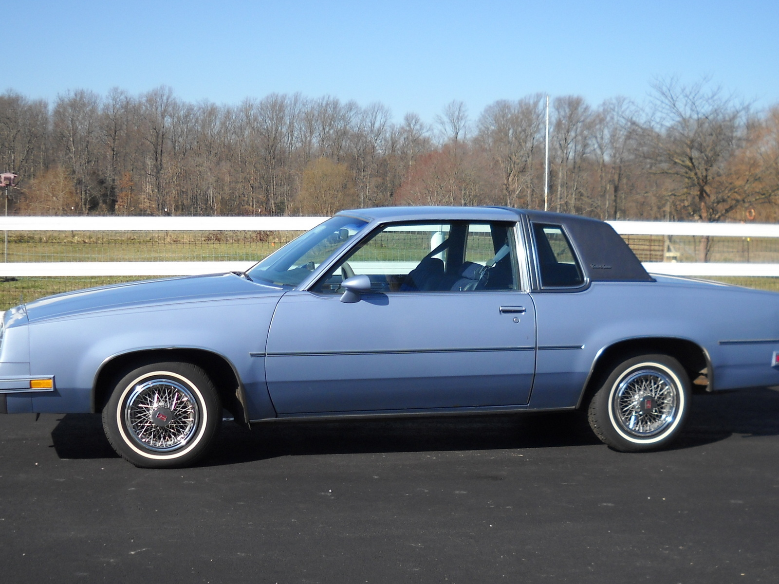 Oldsmobile Eighty-Eight Questions - How much is my \'84 V6 Cutlass ...