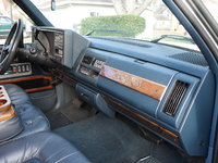 Picture of 1993 GMC Sierra 1500 C1500 SLX Extended Cab Stepside SB, interior, gallery_worthy