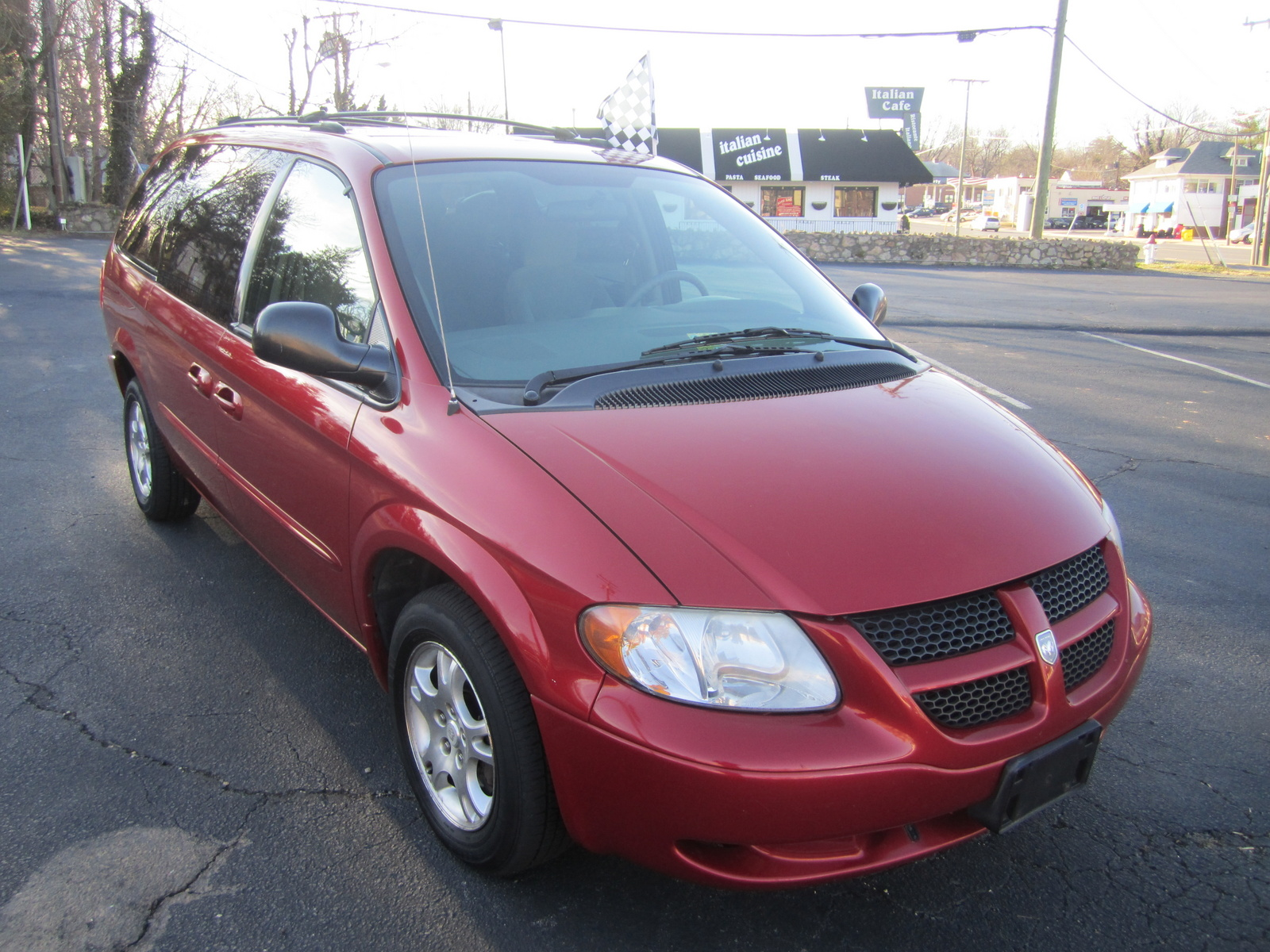 picture of 2003 dodge grand caravan 4 dr ex passenger van extended. Cars Review. Best American Auto & Cars Review