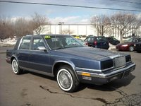 Picture of 1988 Chrysler New Yorker, exterior