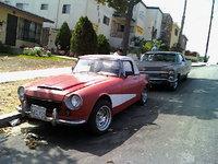 1967 Datsun 1600 Overview