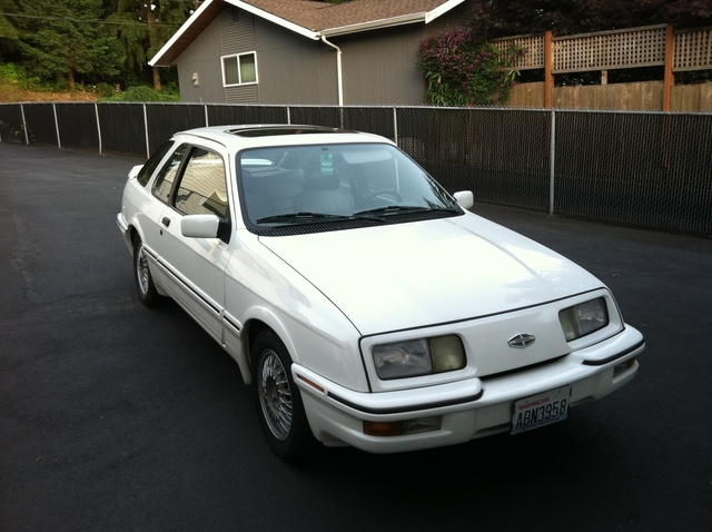 Picture of 1989 Merkur XR4Ti