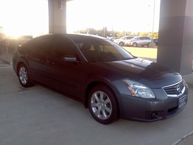 Nice Picture Of 2007 Nissan Maxima SL, Exterior, Gallery_worthy