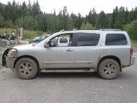 Picture of 2005 Nissan Armada LE 4WD, exterior, gallery_worthy