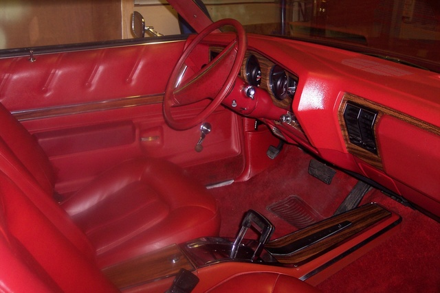 1976 Buick Regal - Interior Pictures - CarGurus
