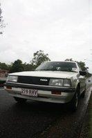 Picture of 1984 Mazda 626, exterior