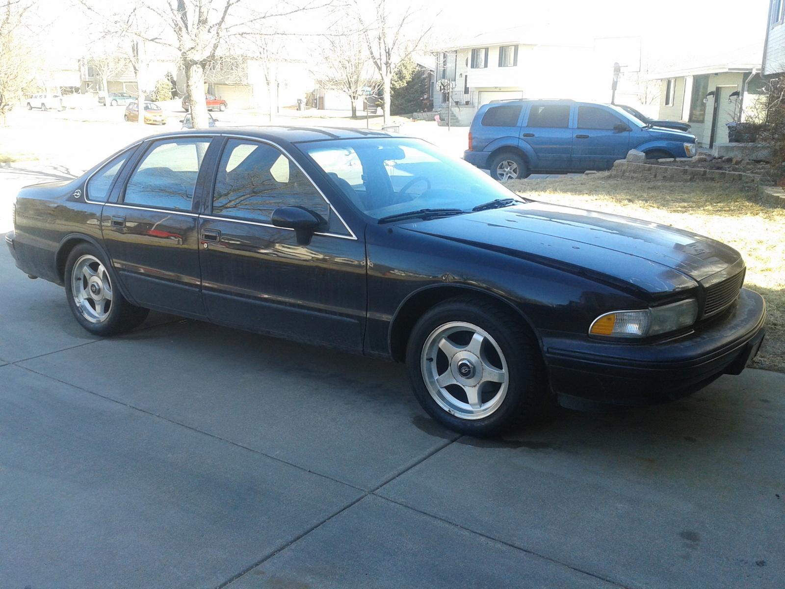 94 Impala Ss Interior