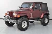 2003 Jeep Wrangler Overview