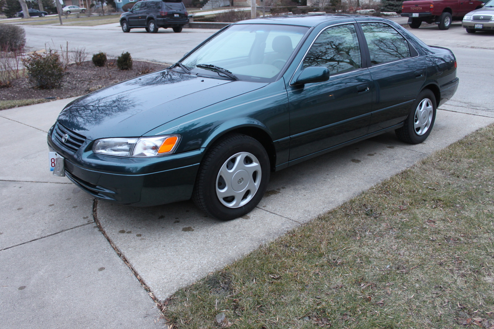 1998 toyota camry le v6 specs. Black Bedroom Furniture Sets. Home Design Ideas