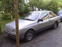1985 Ford Sierra Overview