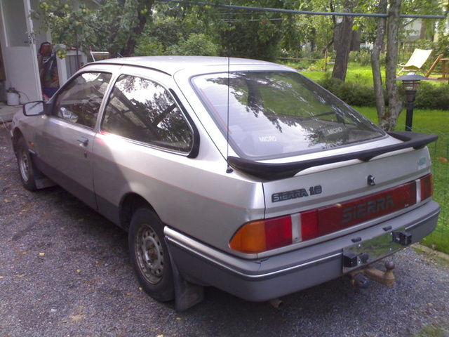 Picture of 1985 Ford Sierra