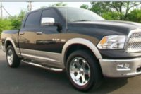 Picture of 2009 Dodge Ram 1500 Laramie Crew Cab 4WD, exterior, gallery_worthy