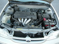 Picture of 2000 Toyota Corolla CE, engine