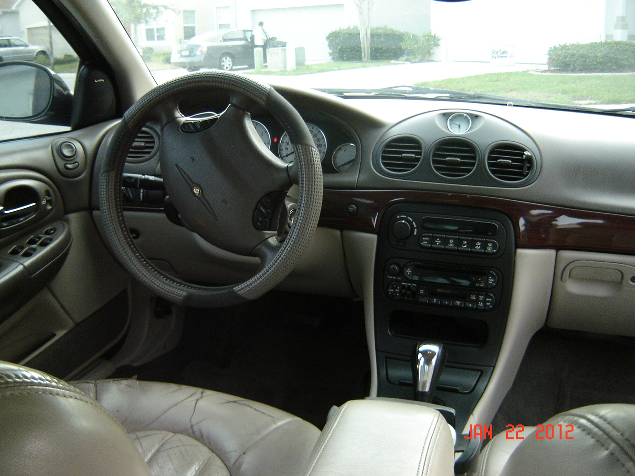 1999 Chrysler 300m Interior Images - Reverse Search