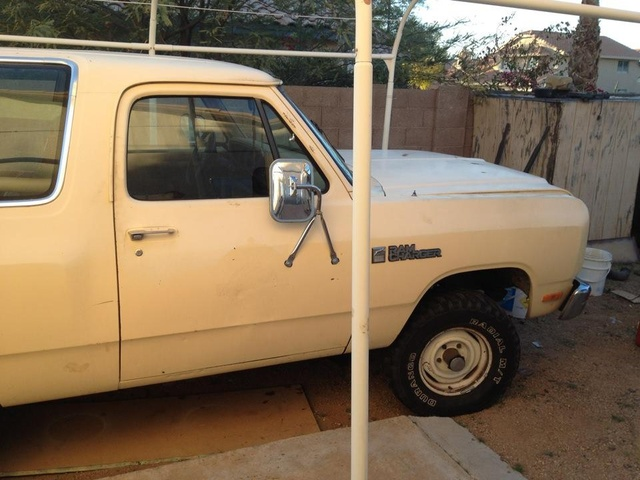 Picture of 1986 Dodge Ramcharger