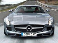 Picture of 2012 Mercedes-Benz SLS-Class AMG, exterior