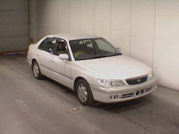 2005 Toyota Altezza Overview