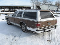 1985 Mercury Grand Marquis Overview