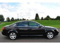 Picture of 2001 Audi A6 4.2 quattro Sedan AWD, exterior, gallery_worthy