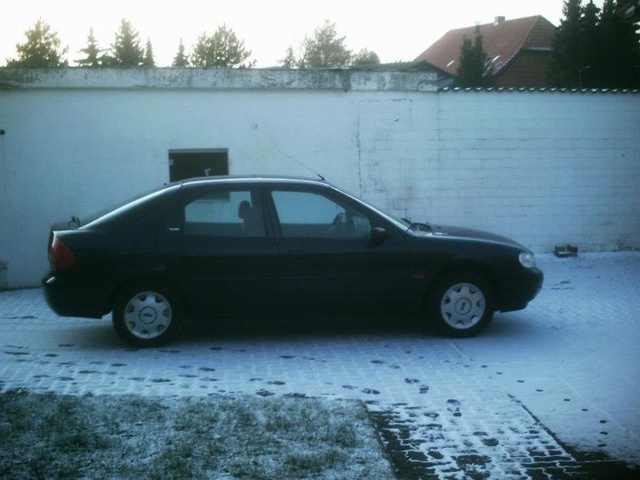 Picture of 1997 Ford Mondeo