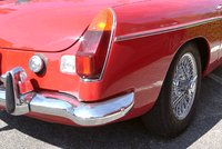 1972 MG MGB Picture Gallery