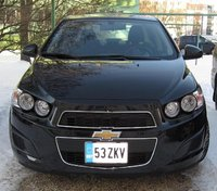 2012 Chevrolet Aveo Overview