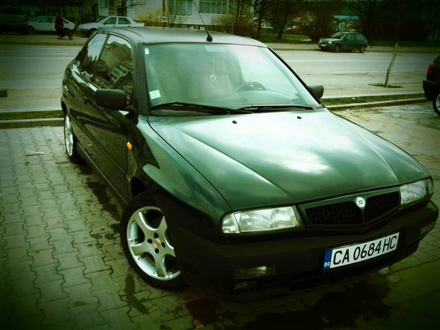 Picture of 1997 Lancia Delta, exterior, gallery_worthy